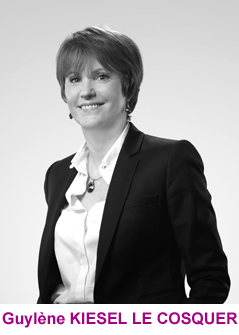 A woman head of the French IP attorneys Association (so-called CNCPI)