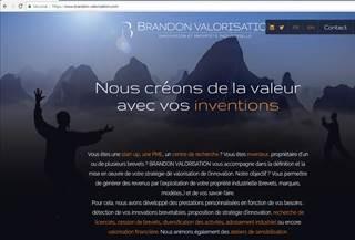 Un nouveau site pour BRANDON VALORISATION